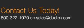Contact Dudick