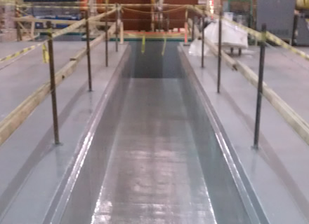 Process Flooring Sumps And Trench Systems Dudick Inc